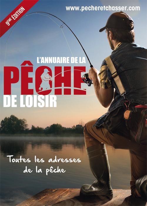 L'annuaire de la pêche de loisir 2015